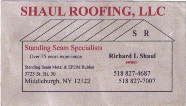 Shaul Roofing